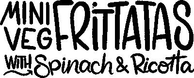 Mini Veg Frittatas