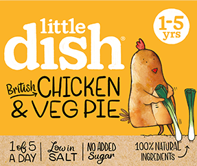 Chicken & Veg Pie