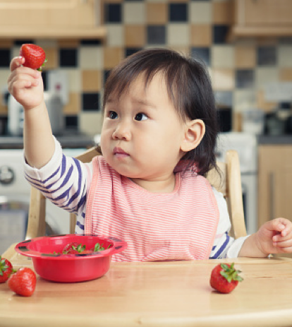 Fantastic foods for weaning