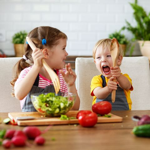 How to nurture a love of food