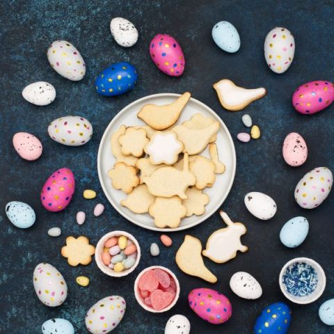 Healthy Easter Biscuits Recipe