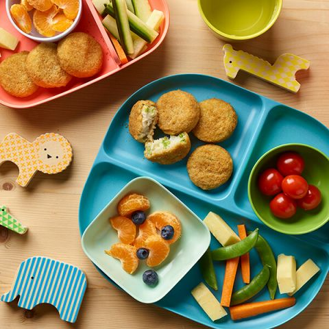 Why are snacks important for toddlers?