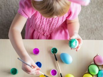 Charlotte Stirling-Reed shares some of her favourite things to do with little ones at Easter.