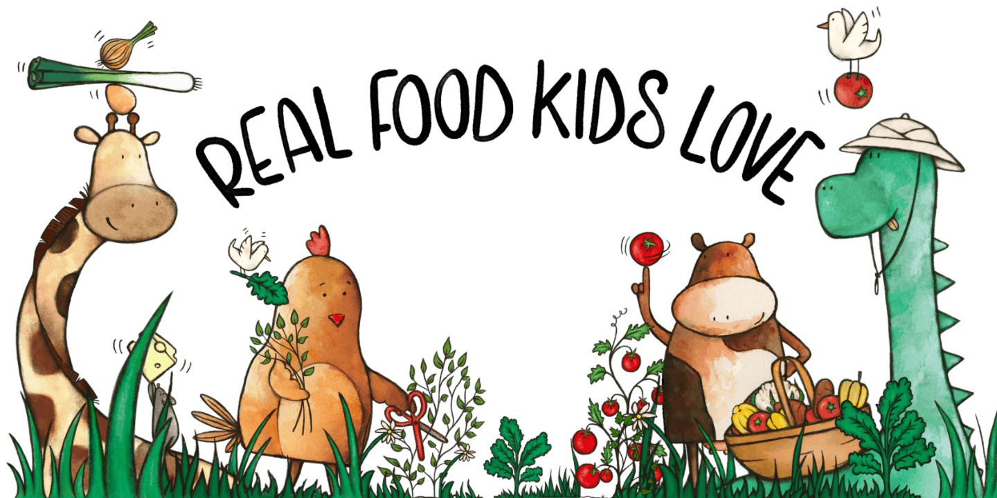 Real Food Kids Love