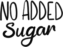 No Added Sugar
